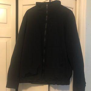 Haggar black jacket